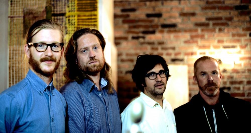 Tilo Weber Quartet Four Fauns Foto by Annika Weinthal