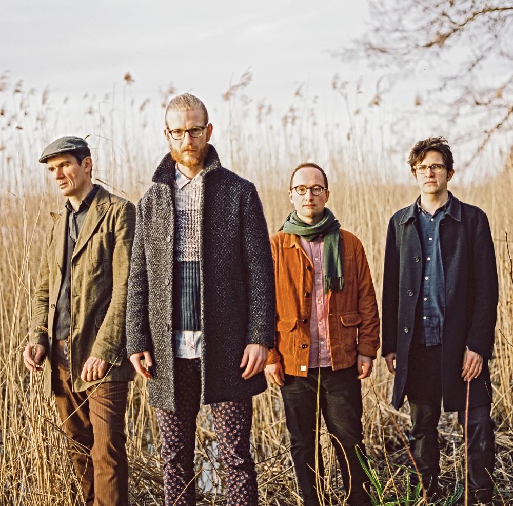Tilo Weber Quartet Faun renaissance Band Photo©_Annika_Weinthal