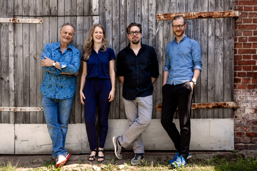 David Friedman - Generations Quartet 1 (by Jordana Schramm)