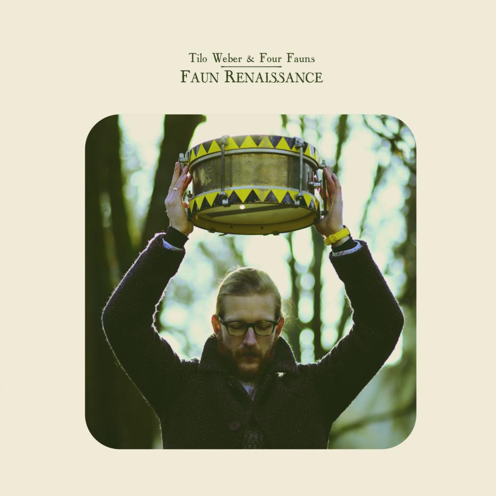 Tilo Weber & Four Fauns mm 007 Faun Renaissance LP square cover Photo by Oliver Potratz